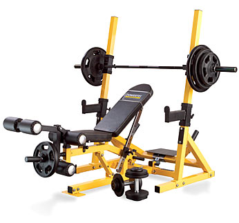 Olympic-Weight-Bench