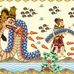 Mengenal Legenda Naga di Bali