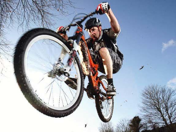 Teknik sepeda gunung