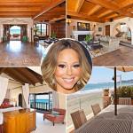 Mariah Carey Sewakan Properti Miliknya