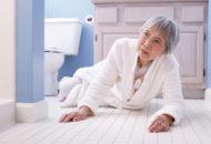 Menghindari kecelakaan di kamar mandi