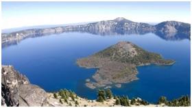 The Pacific Northwest Lake di Oregon