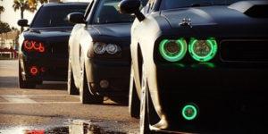 Waspada modifikasi lampu mobil