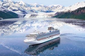 Kapal pesiar ke Alaska