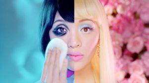 Michelle Pan dan transfromasi make up-nya