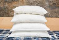 Cuci bantal sampai bersih