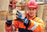 Keselamatan pekerja alat berat